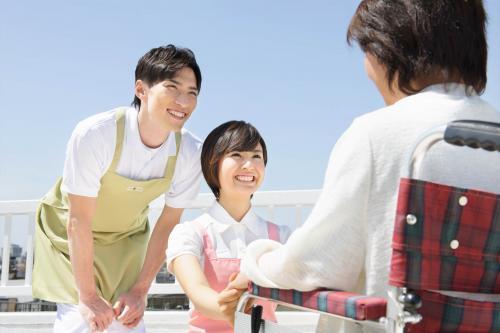 ≪伊東市≫介護老人施設でのお仕事です!