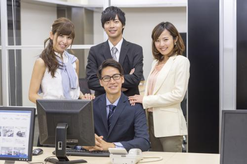 【東区】紹介予定派遣!浜松インター近く!営業事務