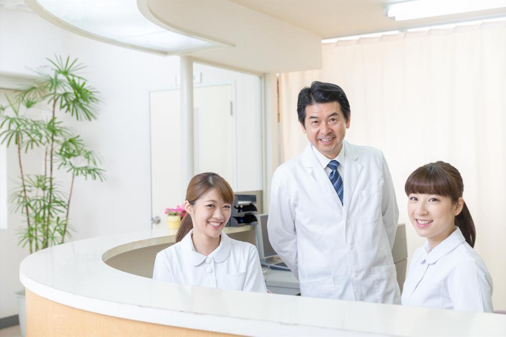 《沼津市》歯科クリニックの受付事務