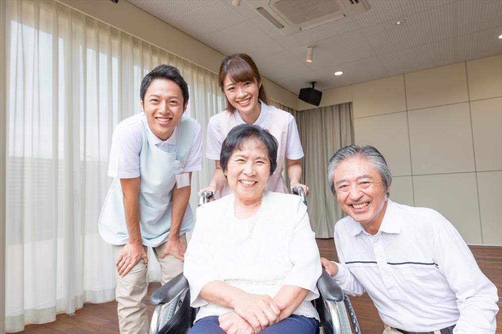 未経験から開始できる看護助手!長期安定