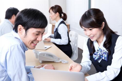 【葵区】総合病院内★人気の健診センター受付★初心者歓迎!