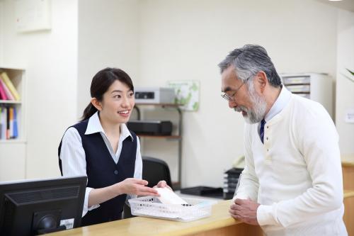 【焼津市】総合病院★医事課外来クラーク業務★年齢不問★