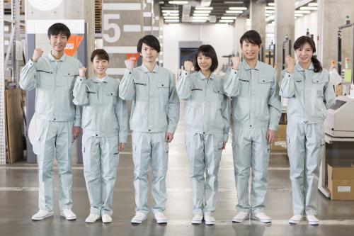 【南区】女性活躍中★キレイな工場でのエンジン部品の組立