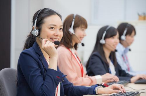 <長泉町>コールセンター受付のお仕事です