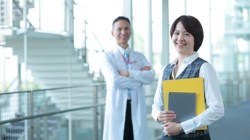 受付・レセプト 浜松東区総合病院の歯科