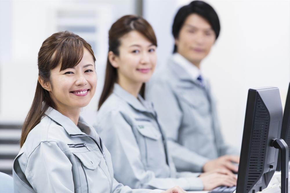 現場事務【浜松南区】大手メーカー本社工場組立課勤務