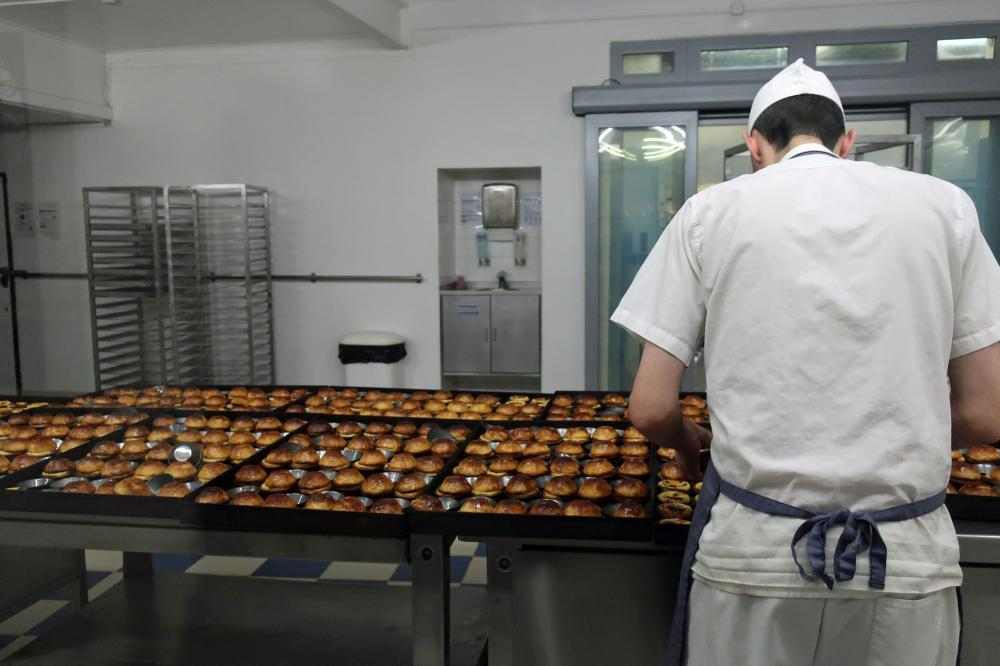 2月末までの短期!インスタント食品の製造補助業務