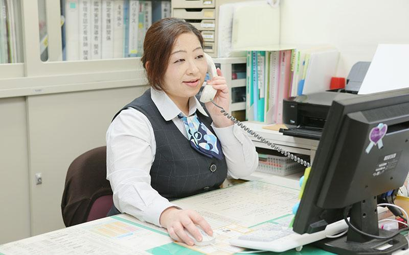 ママさん歓迎◇かんたん庶務事務◇残業少・土日祝休み@北戸田