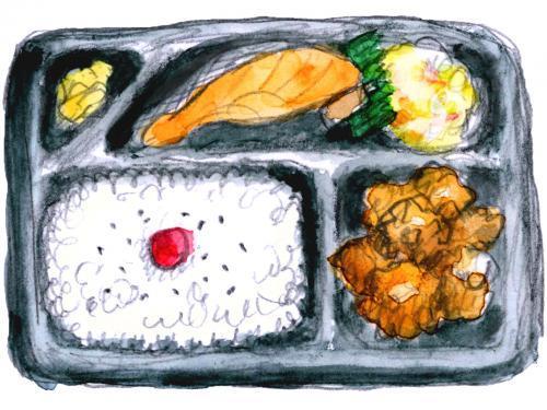 日勤専属/コンビニ向けお弁当や総菜パンの盛付作業