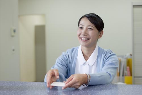【紹介予定派遣】病院事務で正社員になろう!