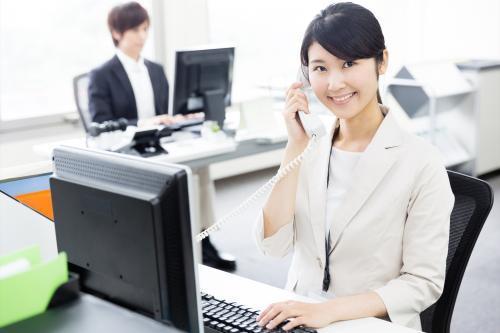 浜松北区:予約電話対応【電話オペレーター】残業なし