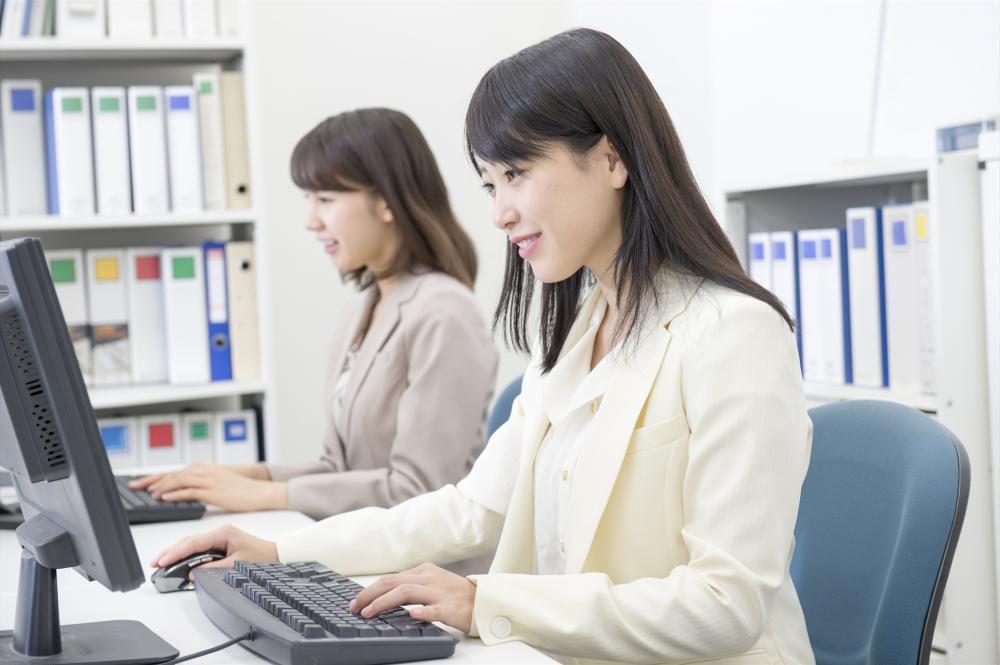 【紹介予定派遣】一般事務で正社員になろう!
