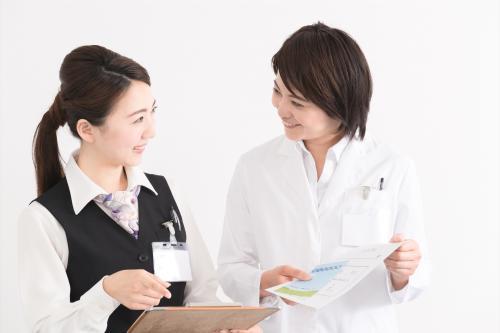 総合病院:文書クラーク PC入力がメインです【浜松中区】