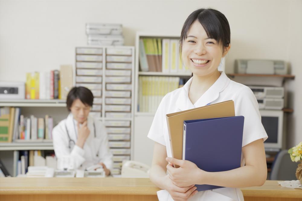 <長泉町>綺麗なクリニックでの医療事務です
