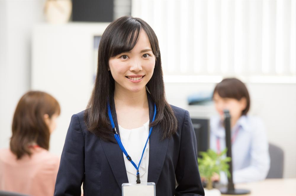 【清水区】証券会社での営業補佐業務/土日祝日休み