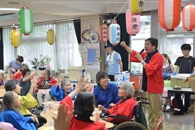 介護老人福祉施設 桜寿園(川崎市川崎区)介護職パート募集!