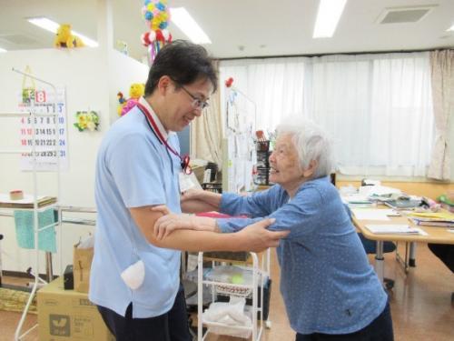 グランドステーションらいふ武蔵新城 介護職パート募集!