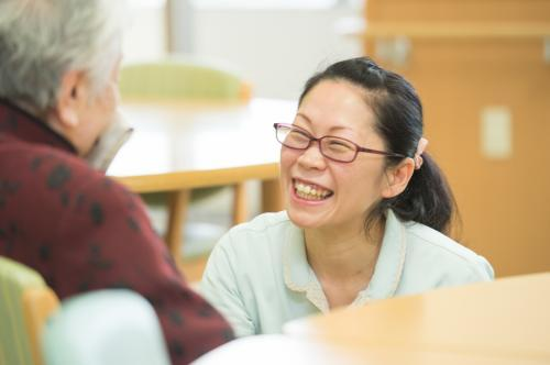 特別養護老人ホーム フレンド神木(宮前区)介護職 パート募集