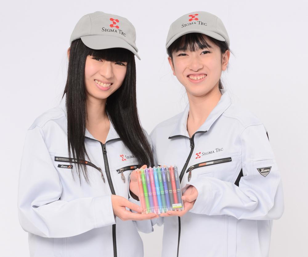 【大人気の軽作業】ボールペンの組立・検査・梱包