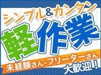 【17-23時】超有名な冷凍食品の製造サポート!