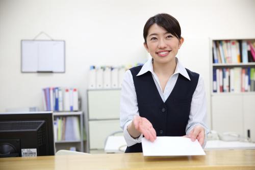 【葵区】総合病院/外来受付/経験者優遇