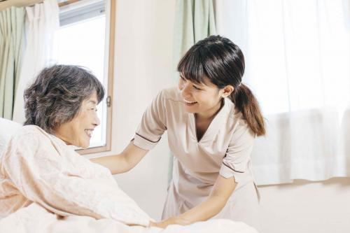 <富士宮市>介護施設でのお仕事です!