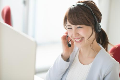 【静岡街中】☆電話予約受付・入力業務☆駅から徒歩5分