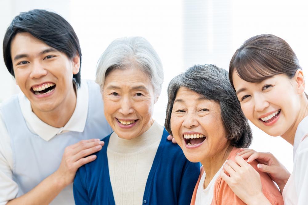 介護老人保健施設 クローバー(日野市東平山) 介護職員募集!
