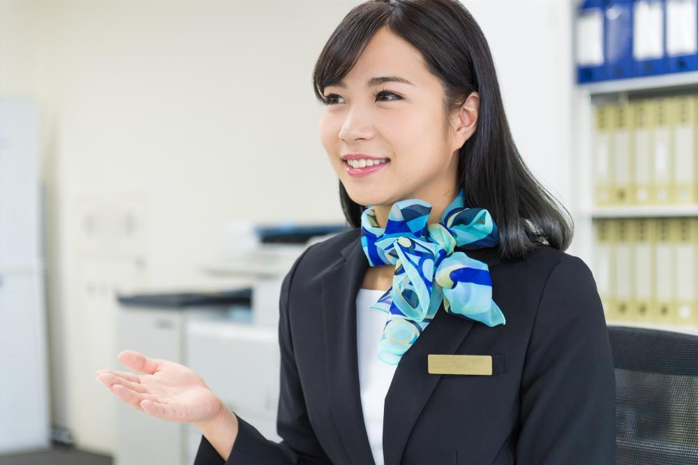 4月スタート:シフト勤務の受付事務(接客対応メイン)