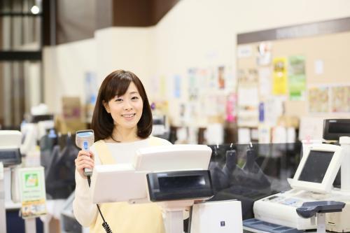【宗像市】時給1,100円★レジ業務★5月末まで