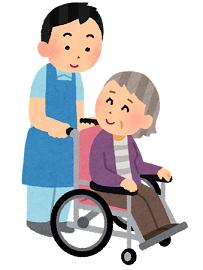 コロナも景気も介護職なら関係ない/年齢、経験不問