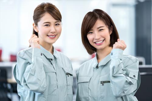 【焼津市】2名募集☆人気の短期☆化粧品の包装とセット作業☆