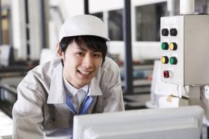 機械用部品の加工・組立て/高時給の交替勤務