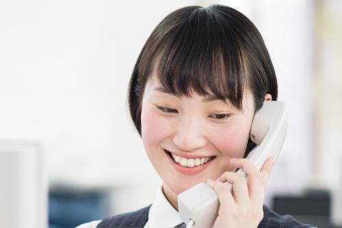 【静岡街中】◆5月下旬~長期・受付事務のお仕事◆