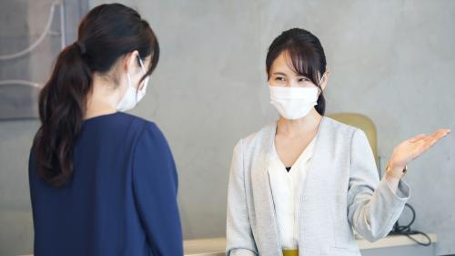 <未経験者歓迎>ワクチン接種の予約受付/土日祝休み/島田市川根町