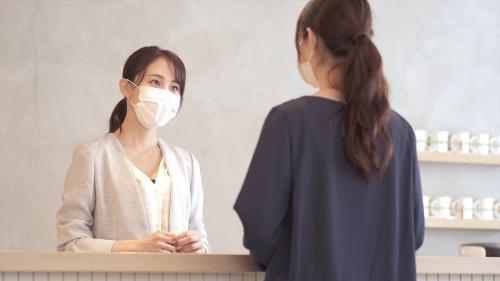 <土日祝日休み>ワクチン接種の予約受付/未経験者歓迎/短期