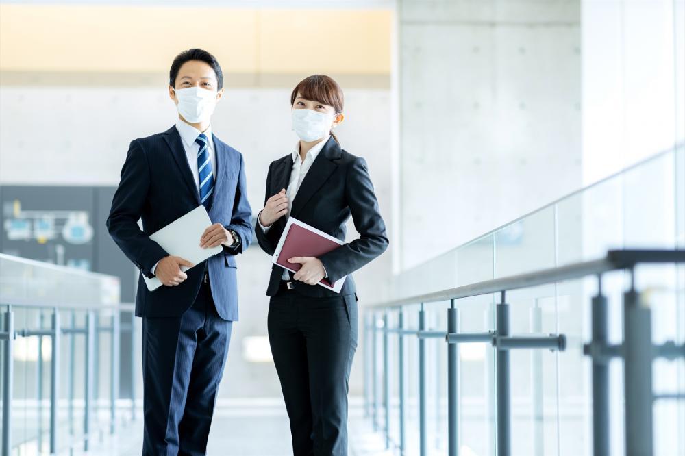 <静岡県東部管内>総合病院内のスタッフ管理業務