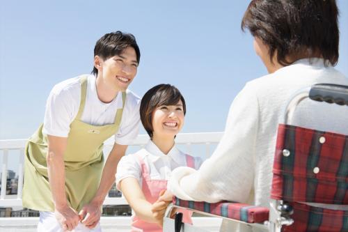 ♪年齢不問♪支援スタッフのお仕事 男性女性ともに活躍中です