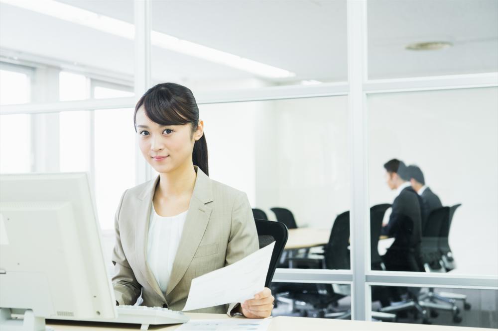 【即日スタート】事務補助業務・清水区