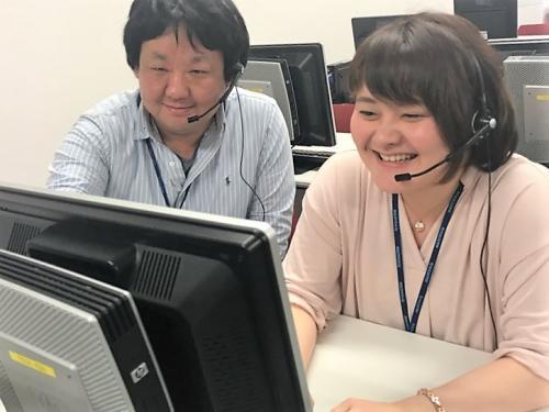 旭川駅から徒歩3分☆カード決済サービスの問合せ受付業務♪
