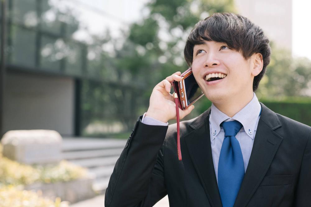 11月開始◇高時給1800円◆通信会社の法人営業◆大久保