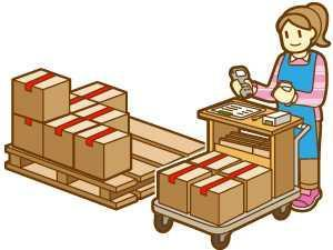 日・火休みの週5勤務☆時給1200円☆衣類や日用品の検品業務