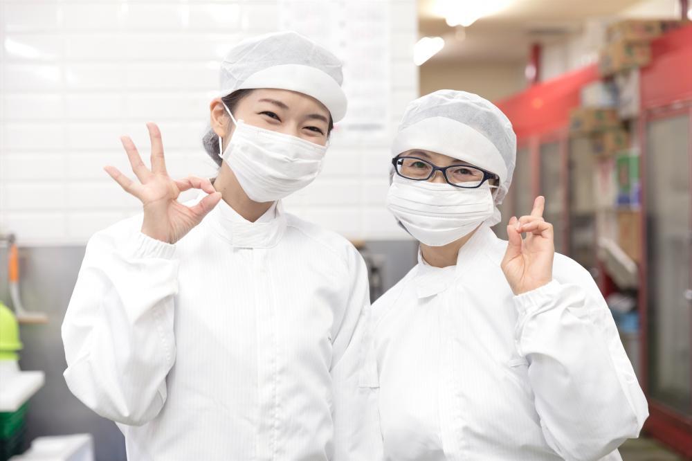 総合病院内の調理補助:土日就業可能な方歓迎