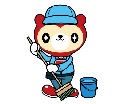 【ビル清掃スタッフ】高時給1,200円&週払いOK !