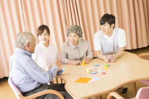 ≪長泉町≫介護スタッフのお仕事です!