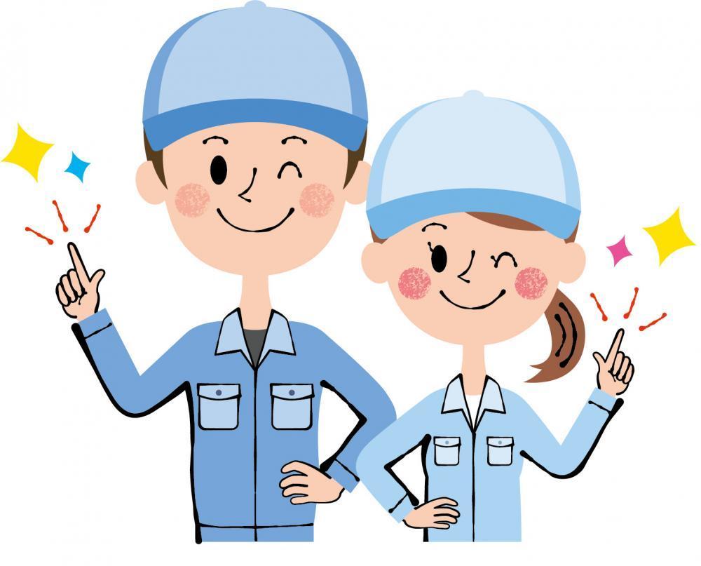 中華まんの製造/新しい工場での軽作業/日勤
