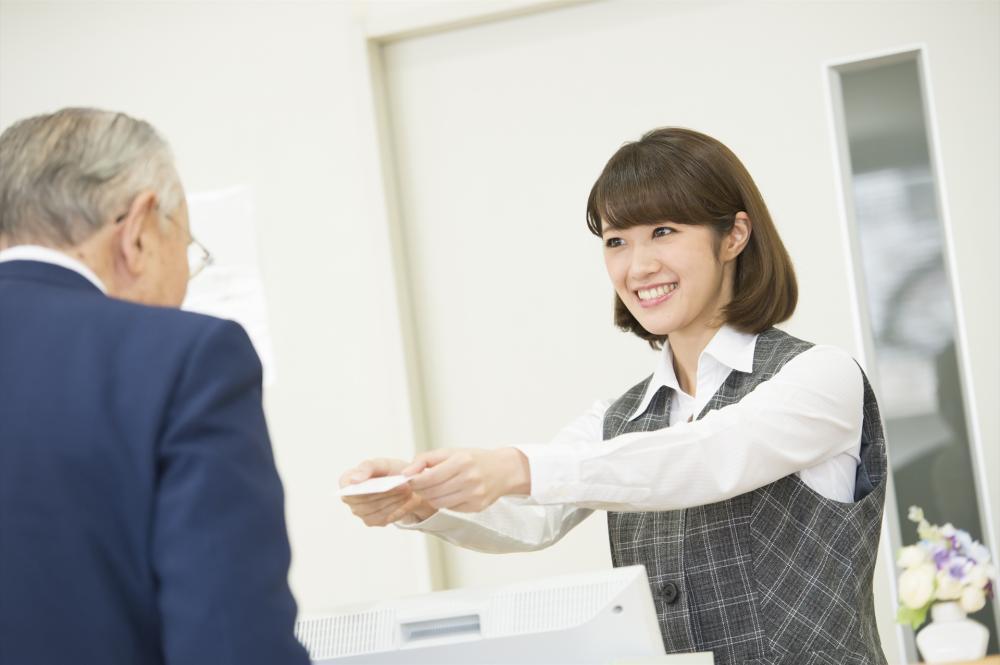 【清水区】経験不問★総合病院での受付業務★未経験でも安心!