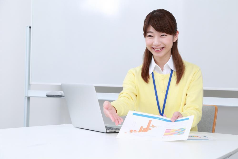 【葵区】小中学校でのパソコン授業サポート/土日祝休