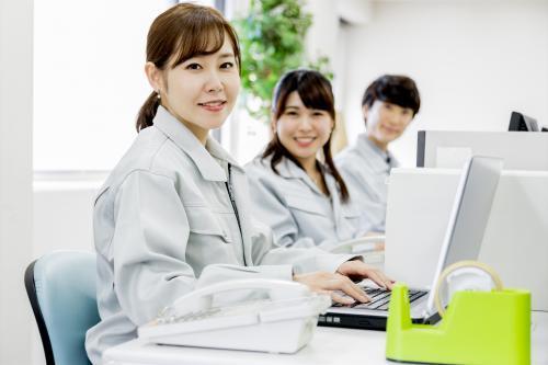 【焼津市】物流センターでの営業事務のお仕事です!
