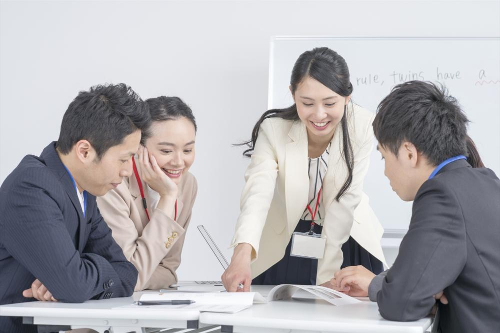 【講座運営】人気カルチャースクールでのお仕事!